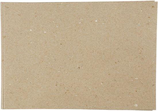 Kraft papier, A4 210x297 mm,  100 gr, edele, 500vellen