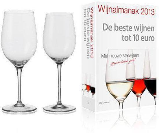 Leonardo Ciao+ Witte- & Rodewijnglazenset (2 × Set van 6) + Gratis Wijnalmanak 2013