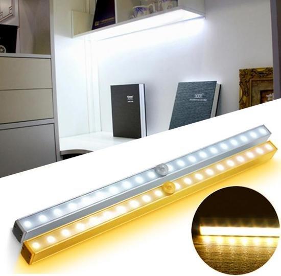 LED kastverlichting met sensor Koel Wit