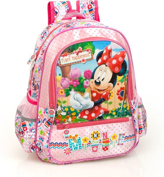a8e7c773bbb bol.com   Minnie Mouse Rugzak - 39 cm hoog - Roze