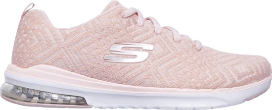 Skechers Donna Air Aglow Scarpe Pink Sportive Infinity Skech Ltpk Light All 12207 OkiuXPZ