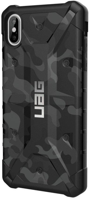 Camouflage Zwarte Pathfinder Case voor de iPhone Xs Max