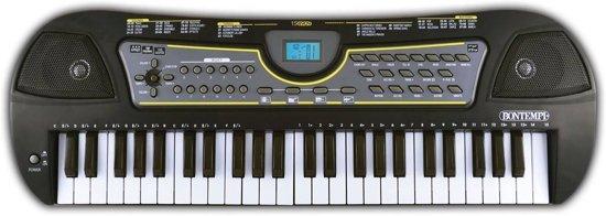65cc710feed bol.com | Digitaal keyboard - 49 Midi Toetsen + Adaptor + Tas ...