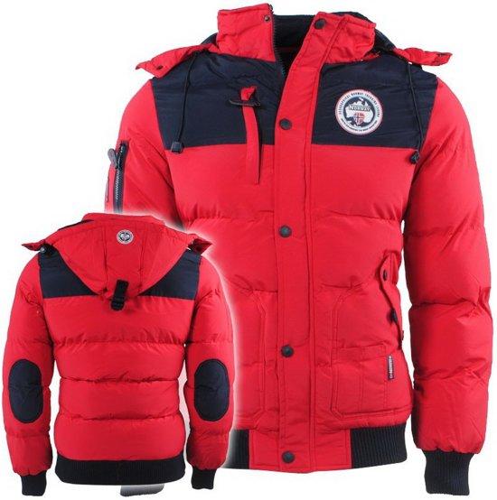 Trendy Winterjas Heren.Bol Com Geographical Norway Trendy Heren Winterjas Capuchon