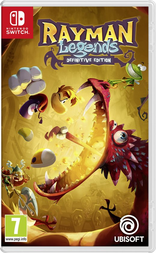 Rayman Legends: Definitive Edition - Switch kopen