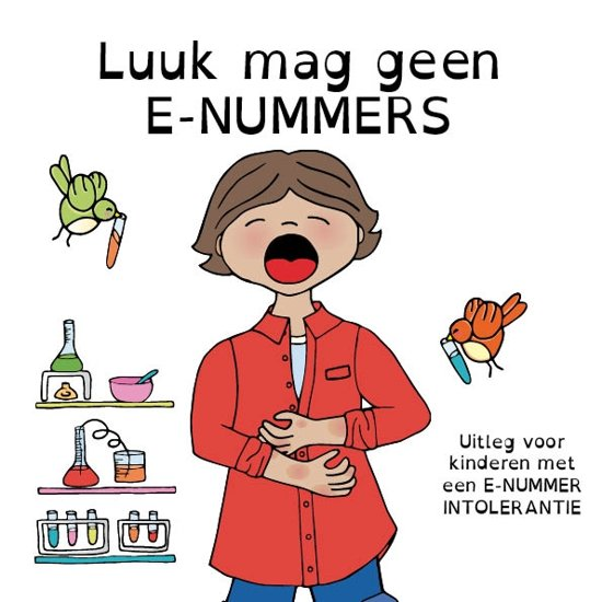 Luuk mag geen E-nummers