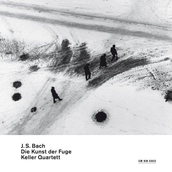 Bach: Die Kunst der Fuge / Keller Quartett