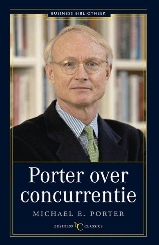 Business bibliotheek Porter over concurrentie