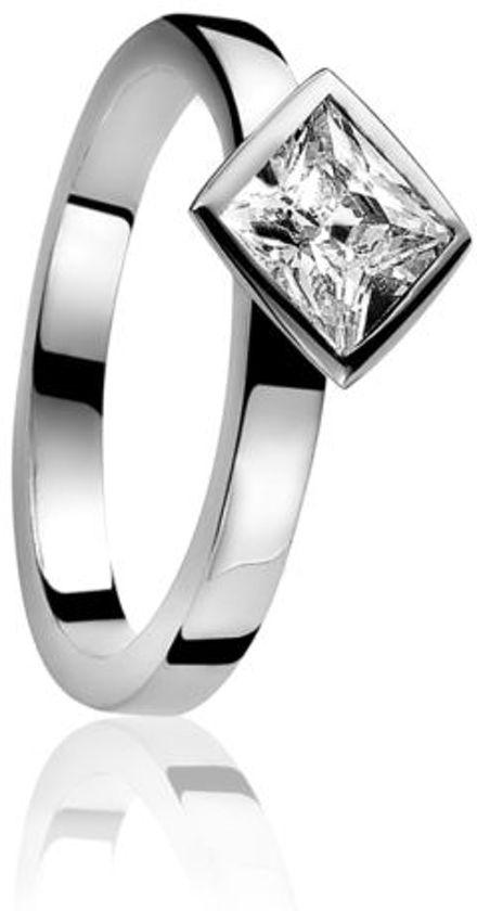 Zinzi zir442-58 - zilveren ring