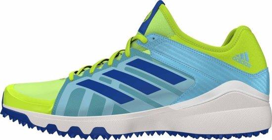 6ae944b08de Adidas Hockey Lux Yellow-Light Blue - Maat  9-uk-43-