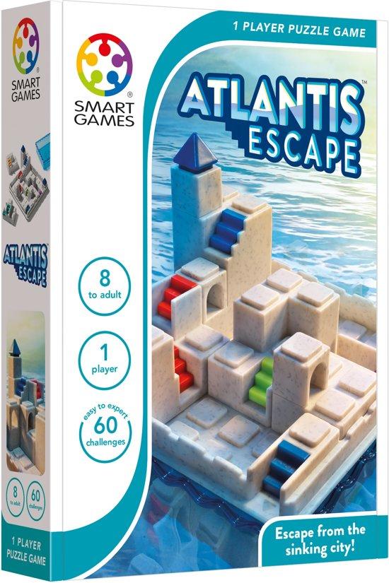 Atlantis Escape (60 opdrachten)
