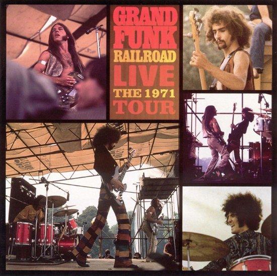 Live Album - The 1971 Tour