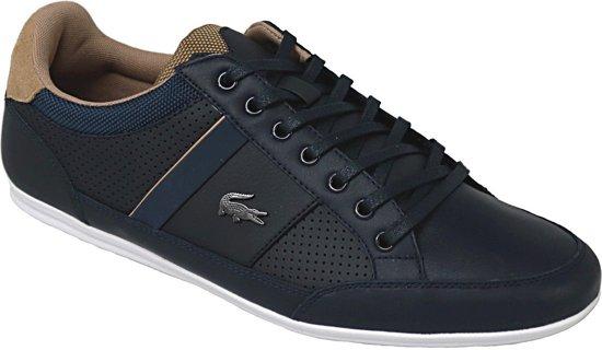 Chaussures Lacoste Noir À 40,5 Pour Les Hommes