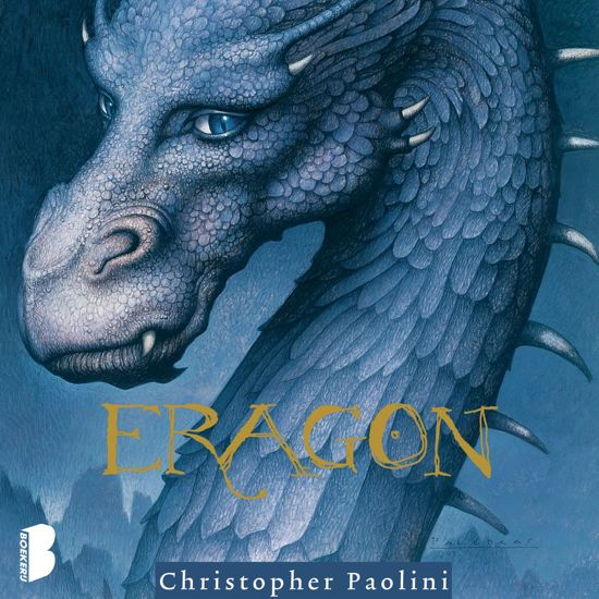 Boek cover Eragon van Christopher Paolini (Onbekend)