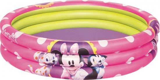 Bestway Opblaasbaar Kinderzwembad Minnie Mouse - 152 x 30 cm