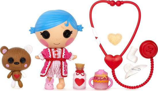 Lalaloopsy Littles Sew Cute Patient