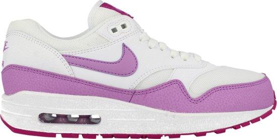 Nike Air Max 1 Essential - Sneakers - Dames - Maat 38.5 - Wit/Roze