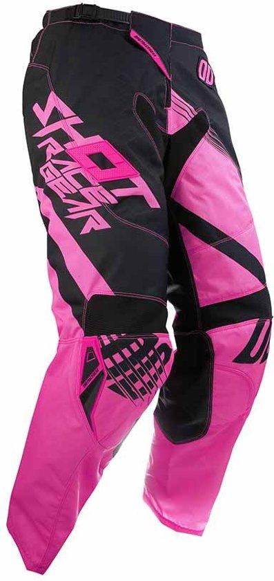 Shot Crossbroek Contact Claw Neon Pink-30