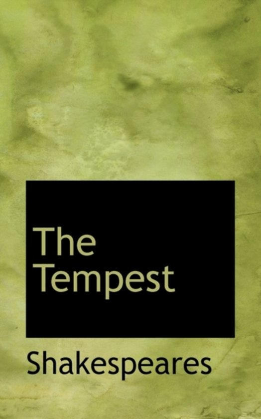 an analysis of shakespeares the tempest Throughout history, the interaction between civilized people and native islanders has caused confusion and turmoil for cultures in the tempest, william shakespeare portrays the character caliban as a savage, horrid beast and as the slave of.