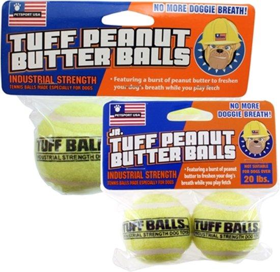 Tuff Peanut Butter Balls - small - per 2