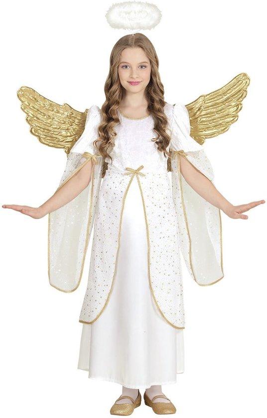 Carnaval Kostuum Kind.Engel Kostuum Hemelse Engel Kind Meisje Maat 158 Carnaval Kostuum Verkleedkleding