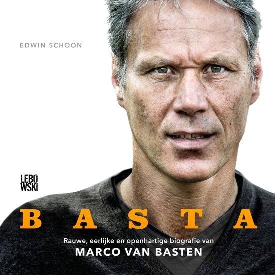 Boek cover BASTA van Edwin Schoon (Onbekend)