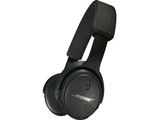 Bose SoundLink - On-ear koptelefoon met bluetooth - Zwart/Blauw
