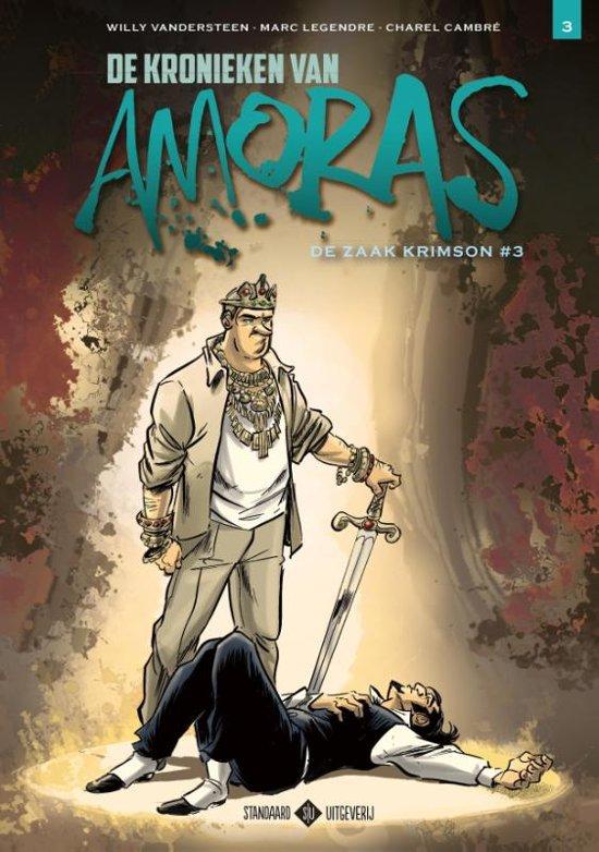 Kronieken van Amoras - De Zaak Krimson 3
