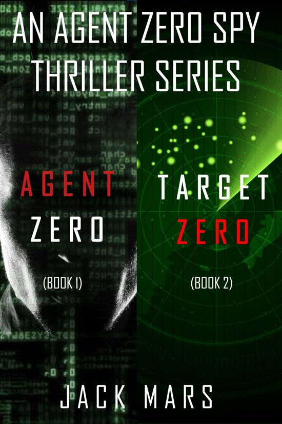 Agent Zero Spy Thriller Bundle: Agent Zero (#1) and Target Zero (#2)
