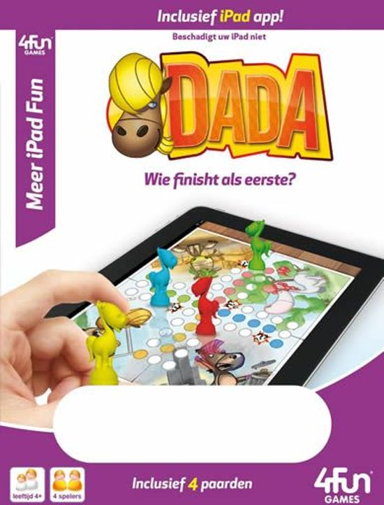 i-Fun Games i-Pad Ludo