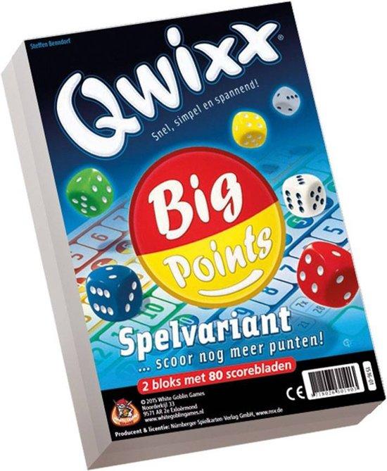 Afbeelding van Qwixx Big Point speelgoed