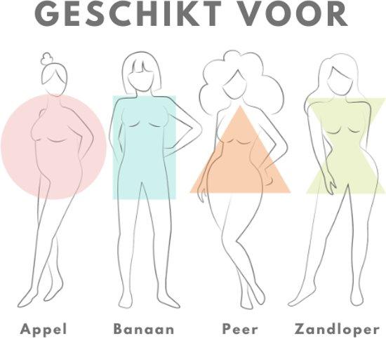 Maat Tummy Shorts Janira SecretsFlat Zwart Xl tsQrdhC