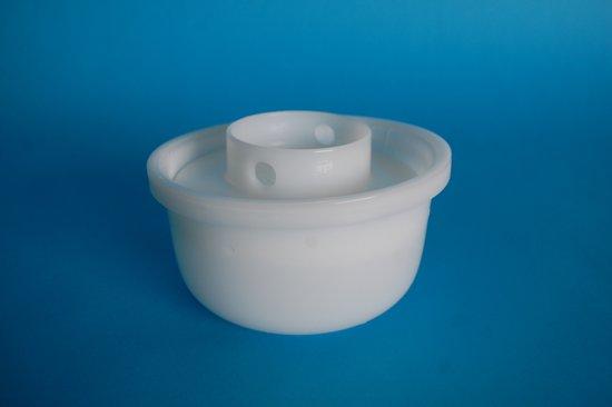 Kunststof kaasvat 0,3 kg (4010)