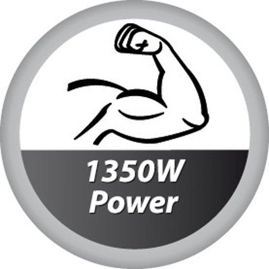 Skil 5765AA Cirkelzaag - 1350 Watt - 65 mm zaagdiepte - Met hardmetalen zaagblad en parallelgeleider