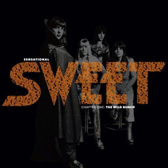 Sensational Sweet (Chapter One: The Wild Bunch)