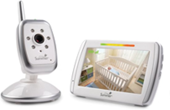 Summer Wide View - Babyfoon Digitale Video Monitor