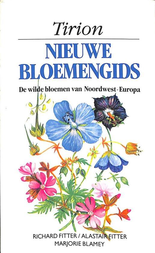 Nieuwe bloemengids