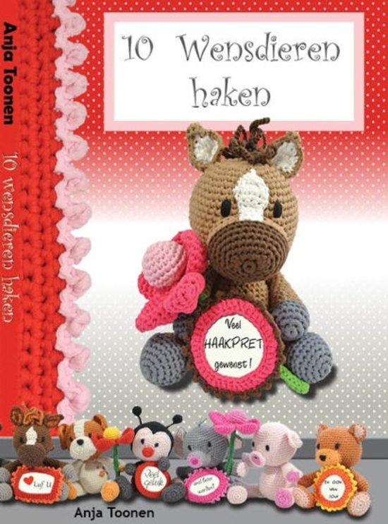 Bolcom 10 Wensdieren Haken Uniekadoos Speelgoed