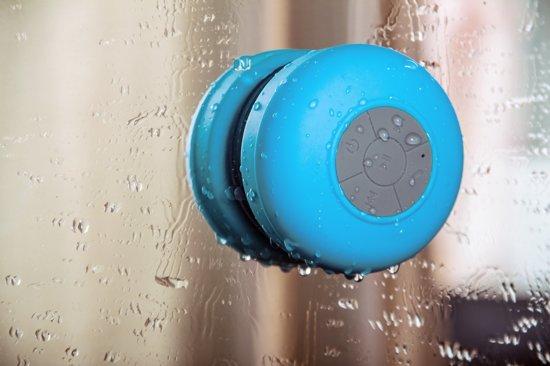 bol.com   Waterdichte Bluetooth Speaker - Blauw