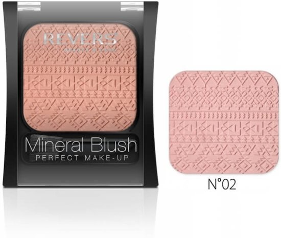 REVERS® Mineral Blush Perfect Make-up #2