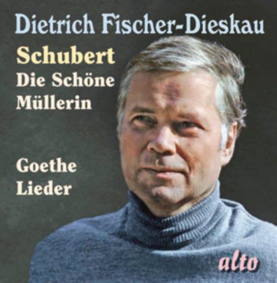 Die Schone M??Llerin / Goethe Lieder