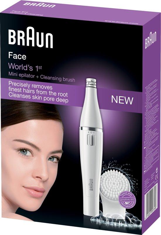 Braun SE810 Face