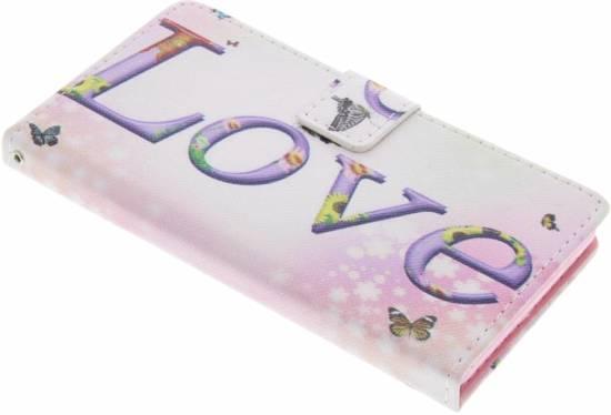 Amour Fourreau De Type Livre Tpu Pour Le Sony Xperia Aqua M4 WSOowjCcuy