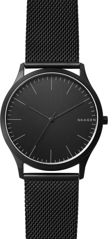 Skagen Zwart Mannen Horloge Skw6422