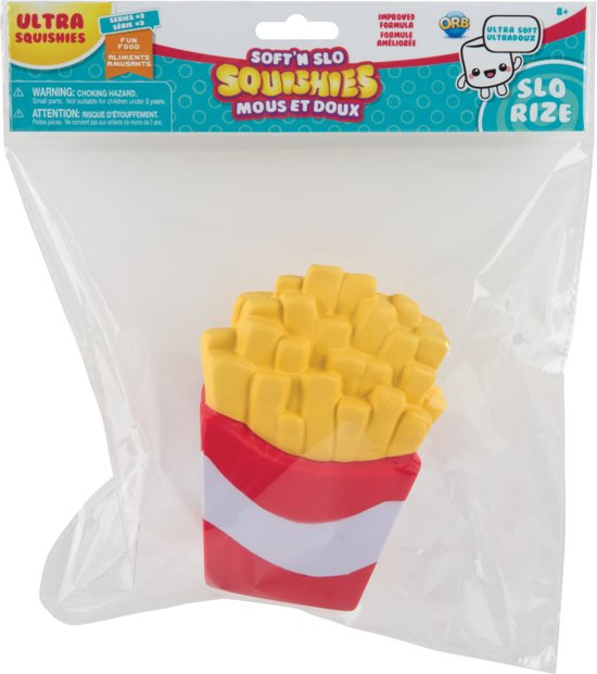 Soft 'n Slo Squishies Frietjes - Squishy