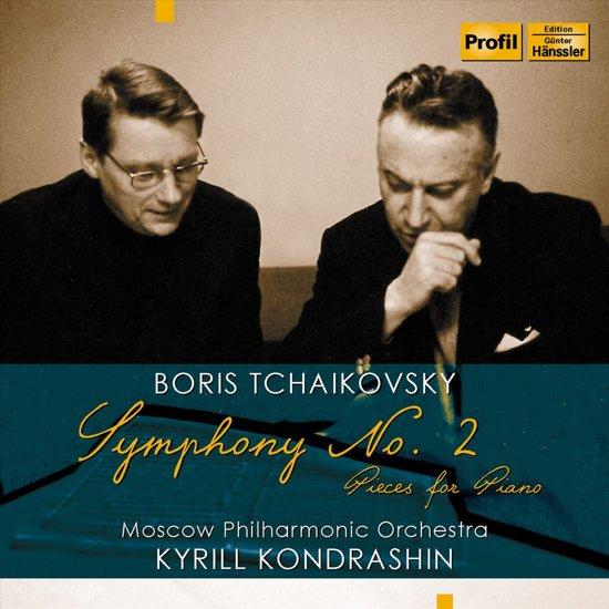 B.Tchaikovsky: Symphony 2