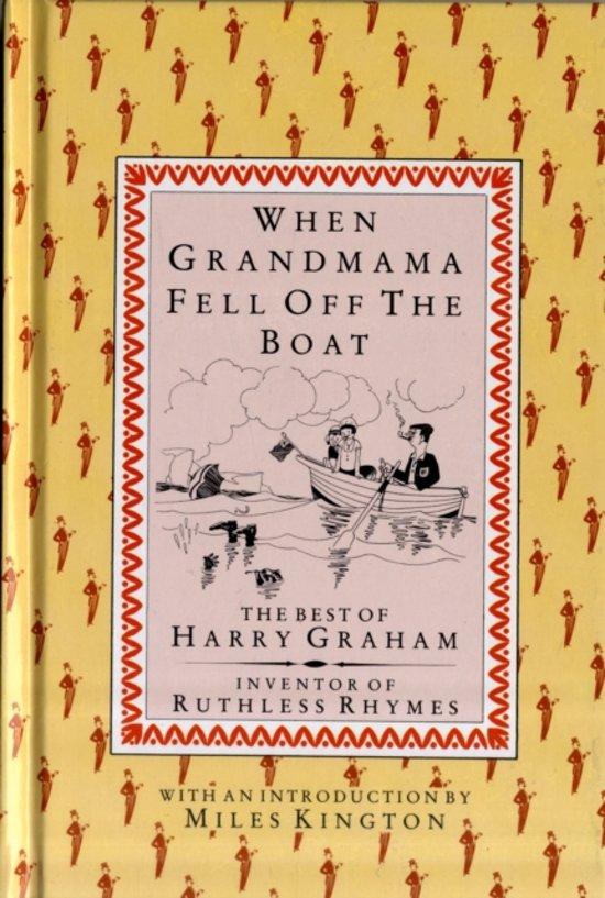 When Grandmama Fell Off the Boat