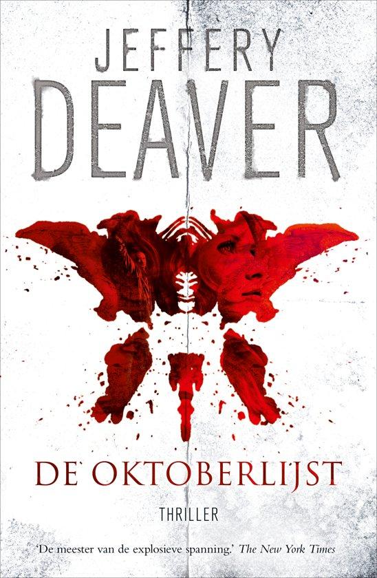 Boekomslag voor De Oktoberlijst