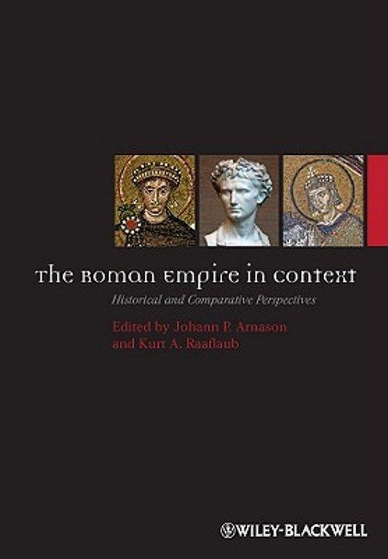 The Roman Empire in Context