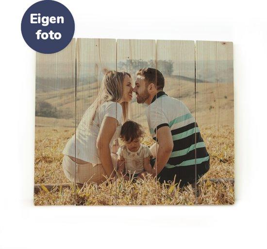 Foto op hout 60 x 80 cm   Eigen foto